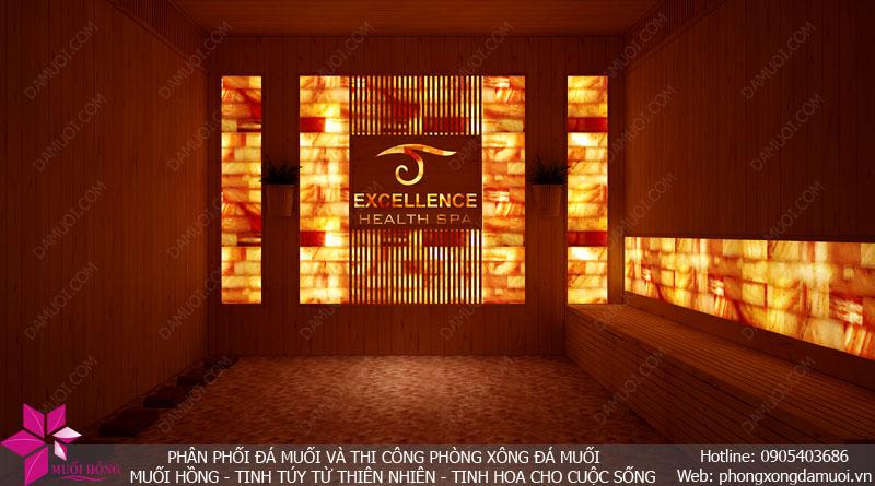 phòng xông đá muối