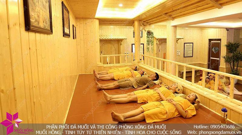 Jjim Jil Bang đầu tiên tại Bắc Ninh – Sapphire Spa