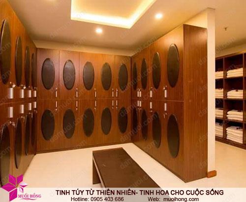 Khu locker