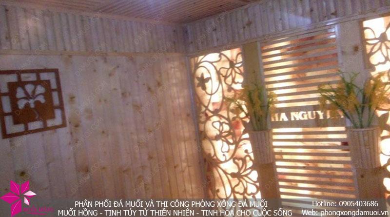 Về Hà Giang, ngắm tam giác mạch, xây phòng xông hơi đá muối