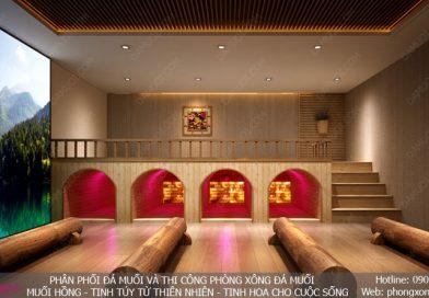 Phòng xông đá muối Jjim Jil Bang đã có mặt tại Phố Núi Pleiku