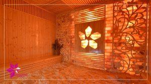 phòng xông hồng ngoại