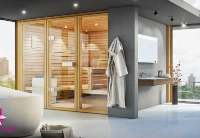 Phòng xông hơi gỗ có chất lượng hay không?