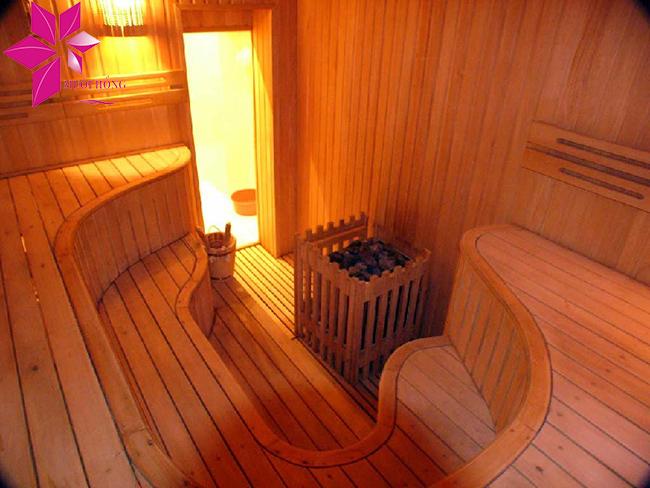 Các loại gỗ làm phòng xông hơi khô hiện nay1
