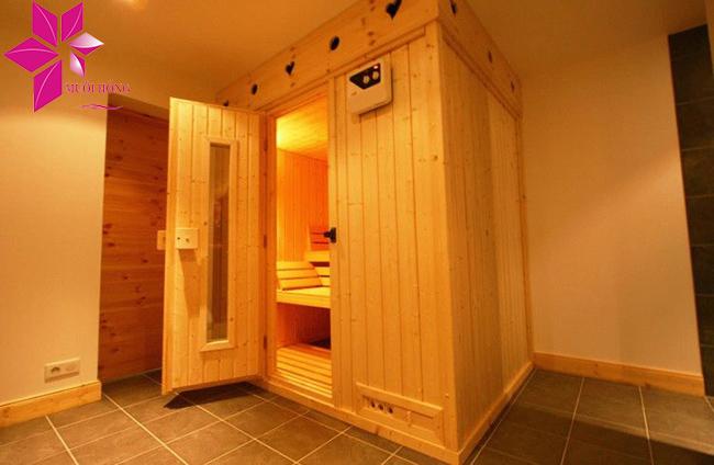 Các loại gỗ làm phòng xông hơi khô hiện nay4