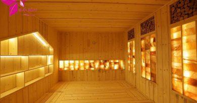 Phòng xông hơi đá muối được cấu tạo như thế nào2