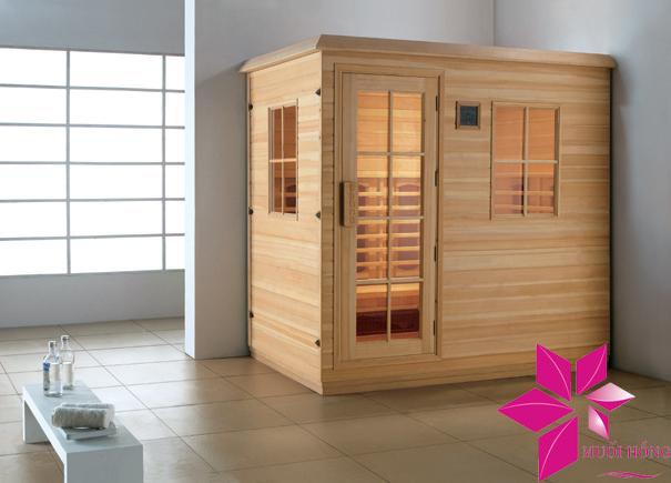 cách sử dụng phòng xông hơi khô mini tại nhà tốt nhất1