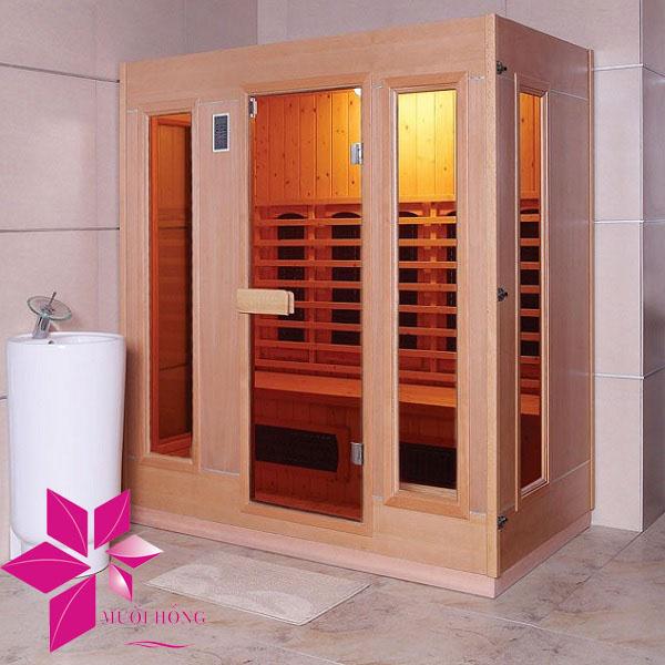 cách sử dụng phòng xông hơi khô mini tại nhà tốt nhất2