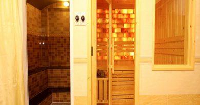 Mẹo bảo quản và vệ sinh phòng xông đá muối ngay tại nhà