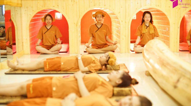 Năm loại phòng xông hơi cần có trong mô hình Jjim jil Bang Hàn Quốc