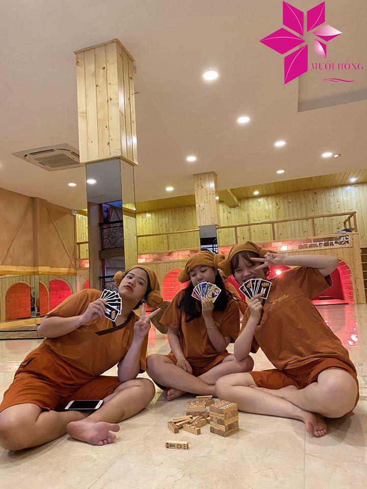 Năm loại phòng xông hơi cần có trong mô hình Jjim jil Bang Hàn Quốc6