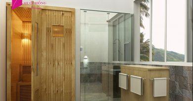 Những thiết bị cần thiết cho phòng tắm xông hơi massage1