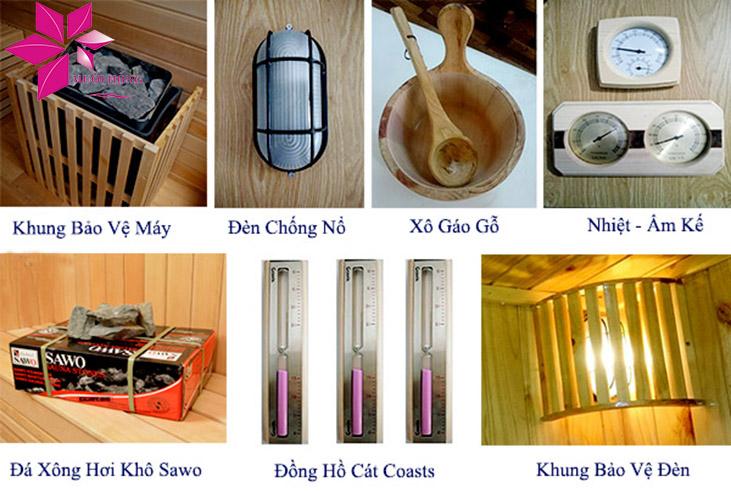 Những thiết bị cần thiết cho phòng tắm xông hơi massage2