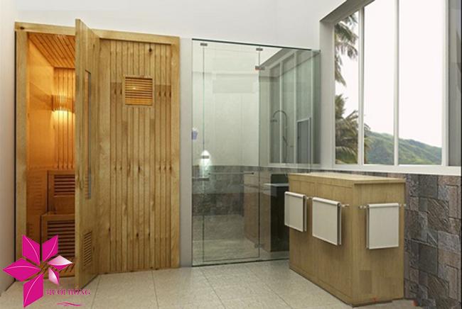 Phòng tắm xông hơi gia đình có những loại nào1