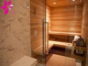 Phòng tắm xông hơi gia đình có những loại nào2