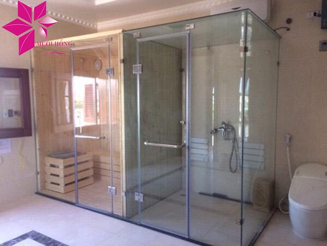 Phòng tắm xông hơi khô và ướt khác nhau như thế nào1
