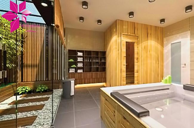 Phòng tắm xông hơi khô và ướt khác nhau như thế nào4