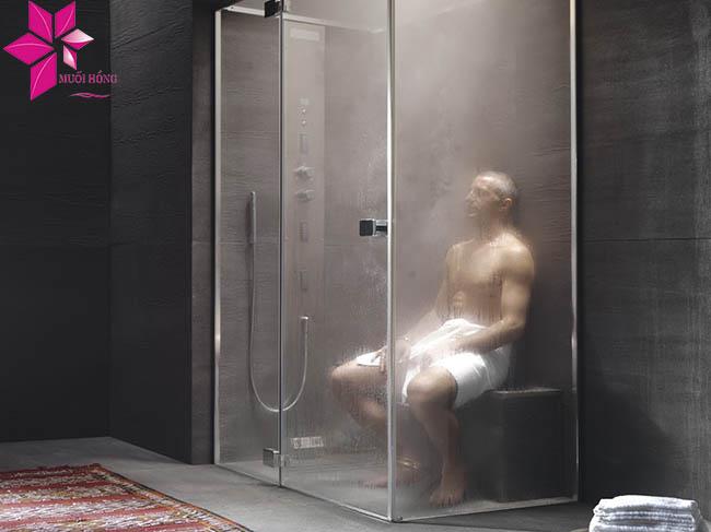 Phòng xông hơi ướt được cấu tạo như thế nào3