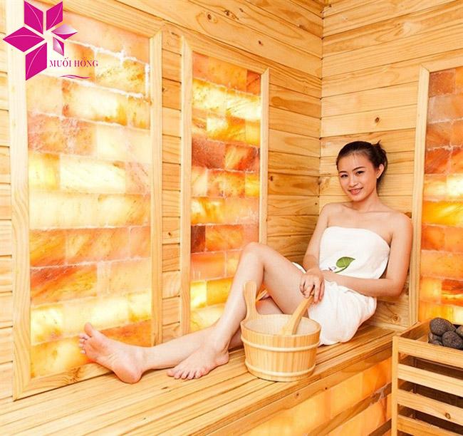 Sử dụng phòng xông hơi khô tại gia như thế nào để đạt hiệu quả tốt nhất2