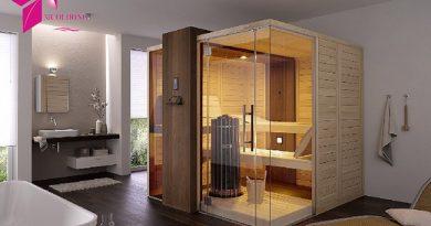 Sử dụng phòng xông hơi khô tại gia như thế nào để đạt hiệu quả tốt nhất3