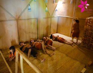 Tạo sự khác biệt cho spa với phòng xông bùn khoáng4