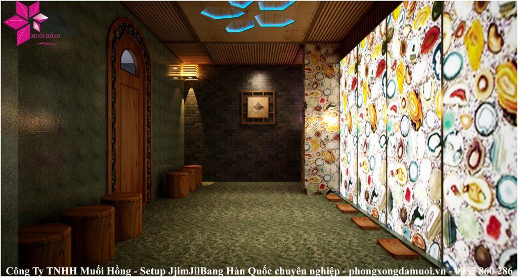 """Phòng xông hơi đá quý – mô hình xông hơi """"hút khách"""" cho spa 3"""