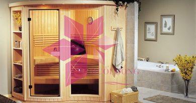 Tác dụng của phòng xông hơi bằng gỗ là gì1