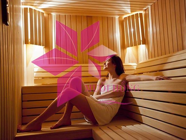 Vì sao không nên tắm sau khi xông hơi sauna2