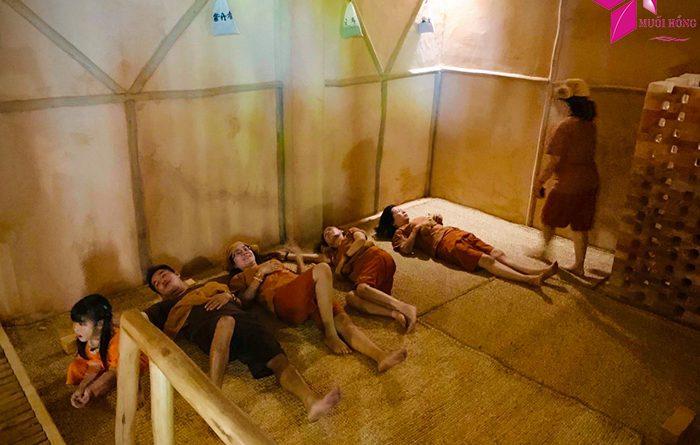 Để kinh doanh spa hiệu quả, chủ spa nên đầu tư một phòng xông hơi bùn khoáng – thuốc bắc_3