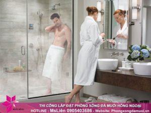 Dễ dàng chuyển đổi phòng tắm nhà bạn thành một phòng xông hơi ướt_1