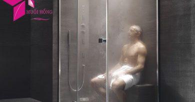 Hướng dẫn sử dụng phòng xông hơi khô và ướt đúng chuẩn spa ngay tại nhà_2