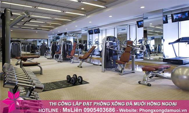 Vì sao muốn kinh doanh phòng tập gym có lợi nhuân cao nên đầu tư một phòng xông hơi_1