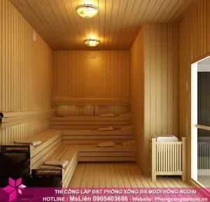 Chia sẻ cách vệ sinh phòng xông hơi khô và ướt đúng cách_1