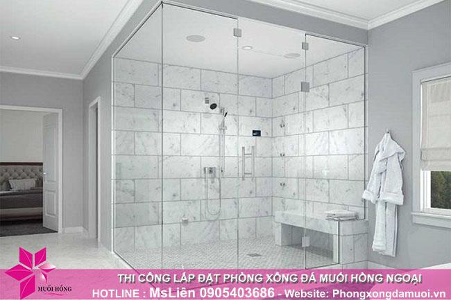 Chia sẻ cách vệ sinh phòng xông hơi khô và ướt đúng cách_2