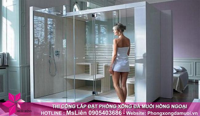 Hướng dẫn cách sử dụng phòng xông hơi ướt chi tiết nhất_3