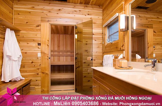 Hướng dẫn cách sử dụng phòng xông hơi khô sauna chi tiết nhất_1