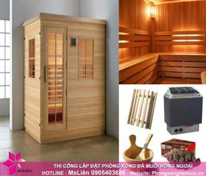 Hướng dẫn cách sử dụng phòng xông hơi khô sauna chi tiết nhất_2