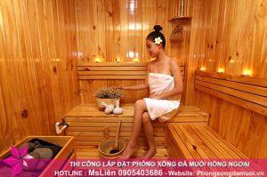 Hướng dẫn cách sử dụng phòng xông hơi khô sauna chi tiết nhất_3