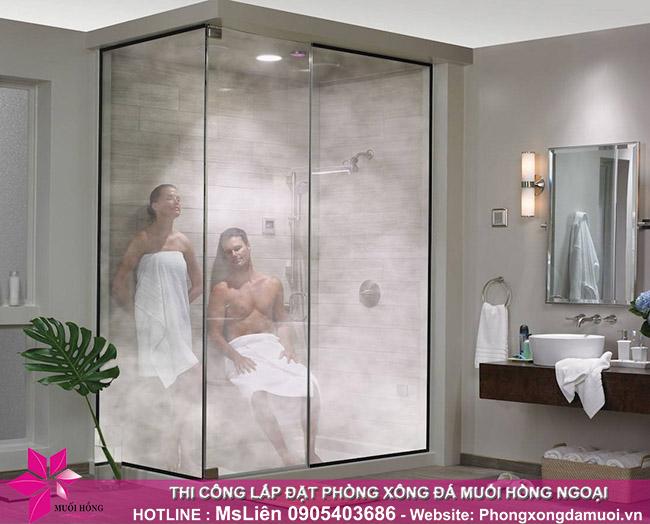 Lợi ích của việc tận dụng phòng tắm làm thành phòng tắm xông hơi ướt_1