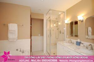 Lợi ích của việc tận dụng phòng tắm làm thành phòng tắm xông hơi ướt_2