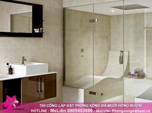 Lợi ích của việc tận dụng phòng tắm làm thành phòng tắm xông hơi ướt_3