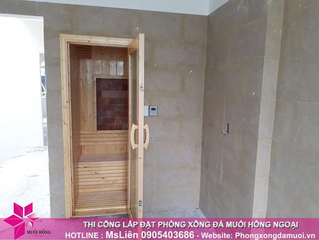 Phòng xông hơi đá muối gia đình tại Ông Ích Khiêm, Đà Nẵng_2
