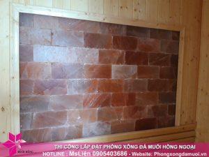 Phòng xông hơi đá muối gia đình tại Ông Ích Khiêm, Đà Nẵng_4