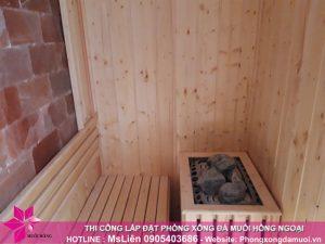 Phòng xông hơi đá muối gia đình tại Ông Ích Khiêm, Đà Nẵng_5