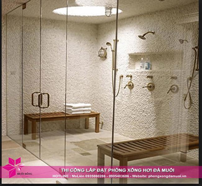 Điểm danh 3 loại vật liệu có thể dùng làm phòng xông hơi ướt_2