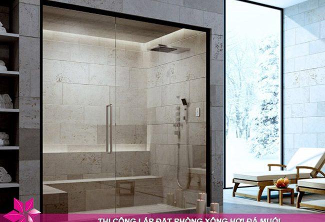 Điểm danh 3 loại vật liệu có thể dùng làm phòng xông hơi ướt_3
