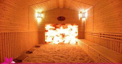 Vì sao ngày càng nhiều spa trang bị phòng xông hơi đá muối hồng 2