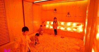 Chỉ với 6 triệu_m2, spa của bạn đã có một phòng đá muối dành cho trẻ 1