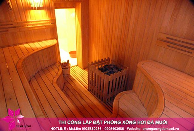 Kinh phí làm phòng xông hơi sauna hiện nay bao nhiêu 1