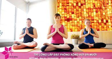 Tìm hiểu về hình thức kinh doanh phòng yoga đá muối 3